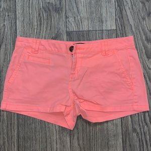 Express shorts.